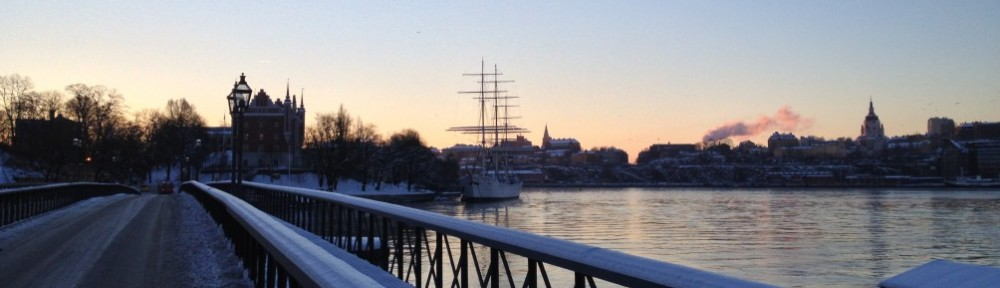 Bron till Skeppsholmen