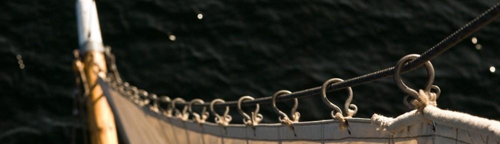 Du kan segla och läsa Skrivarkurs på distans på Skeppsholmens folkhögskola